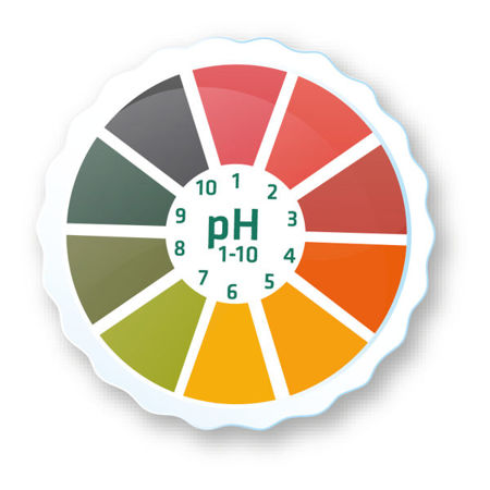 pH TEST STRIPS - papierek lakmusowy